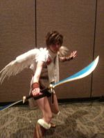 SakuraCon 2012: Pit by Fainting-Ostrich
