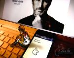 Thank you Steve Jobs by eikomakimachi