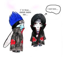 KisaIta trouble xD by Itachi-girl214