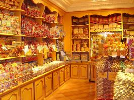 Candy Shop by Shirabelle