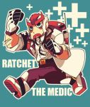 tfp: Human Ratchet by c0ralus