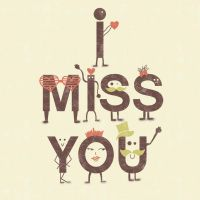 I Miss You by Mik2mei