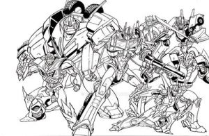 Transformers Prime .... by 1314