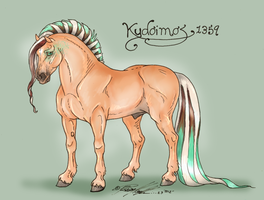 Kydoimos 1359 Adult ref by Carousel-Stables