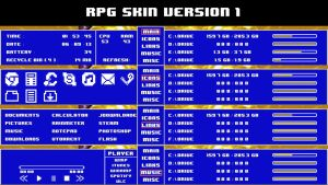 RPG Menu 1.0 by stickdudeseven