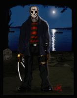 Jason-Freddy hybrid by Pygmyink