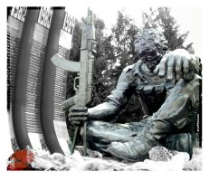 The Unknown Soldier by ArPharazon