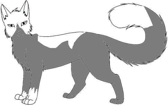 warrior cat named Cavernberry by deeznuts300