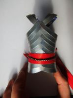 Miniature Elvish Armour (Lord of the Rings) by SteampunkTigerlily