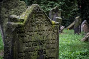 Jewish Cemetry Prague #4 by MiriamViola