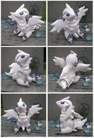 Reshiram by Foureyedalien