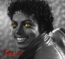 Michael Jackson - Thriller by GTAsoldier