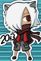 Howl ID for 20f3 by neooki23