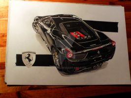 Black 458 by przemus