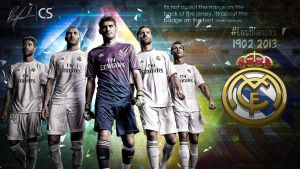 Real Madrid by R7Graphics