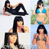 Action 01 - Aksana Action. by FlawlessAwesome