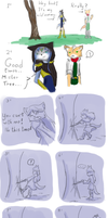 -Star fox comic- Krystal and Mister Tree by Anne-mon