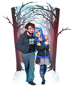 [CM] Winter by Krooked-Glasses