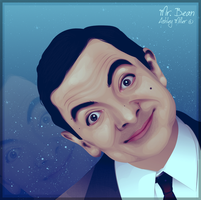 Mr. Bean by thatgirlashy