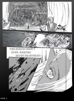 War of the Spider Queen Page 3 by KageLu