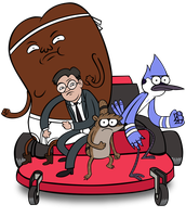 Fist Pump!! by nrxia