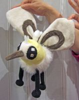 cutiefly plush by scilk