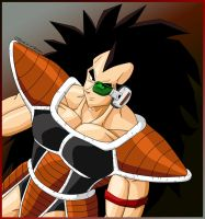Raditz will kill you by Paradise-of-Darkness