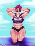 PIN-UP: ZARYA by Thesis-D