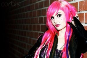Audrey Kitching Gorgeous by ChainedUpHeart