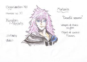 Marluxia by JenniMGF