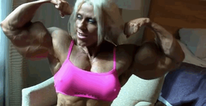 Superthick Gif 1 by GrannyMuscle