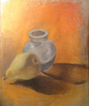 Pastel Study by Anomaly9