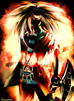 Bakura: World on Fire by taemanaku