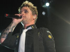 Billie Joe GD Concert-26 by jonaslvr1