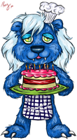 Birthday Lion! by Demite