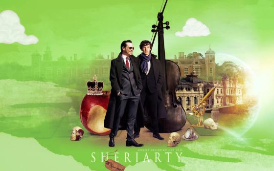 Sheriarty 2 by AnnGeea