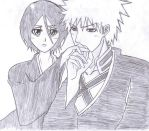 ichiruki-Trust in me by maplecat89