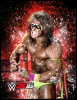 Ultimate Warrior by ThexRealxBanks