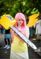 Fluttershy from Pony.mov by DarkInquisitor666