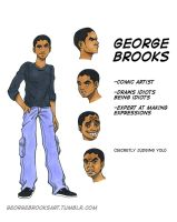 George Brooks- 2013 ID by BlueStormGeo