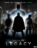 GOTHAM LEGACY - POSTER I by MrSteiners