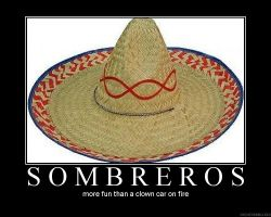 Sombreros by the-chosen-pessimist