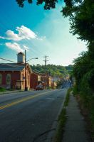 Town of Westend by Libayne