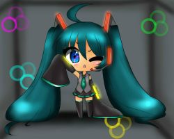 Hatsune Miku by Alice-of-Abyss