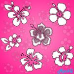 Hawaii brushes by RockQ
