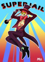 Superjail by goyohi
