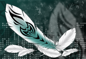 Life Feather - Clau by linai