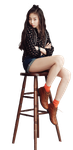 Sohee (Wonder Girls) #6 PNG [RENDER] KwonLee by KwonLee