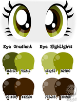 Eye color by viexy