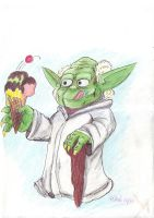 this is not the icecream you are looking for... by IDROIDMONKEY
